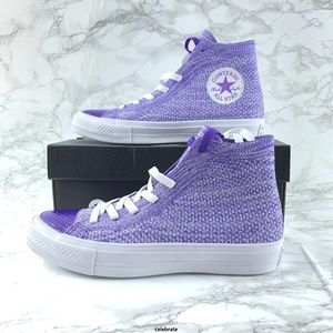 Converse Chuck Taylor All Star x Nike Flyknit High